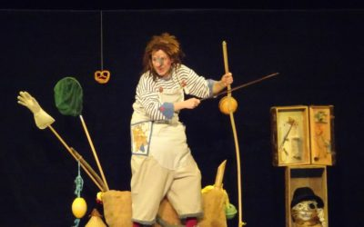 "Nachlese Kinder-Theater ""Ratte Ratzig"""