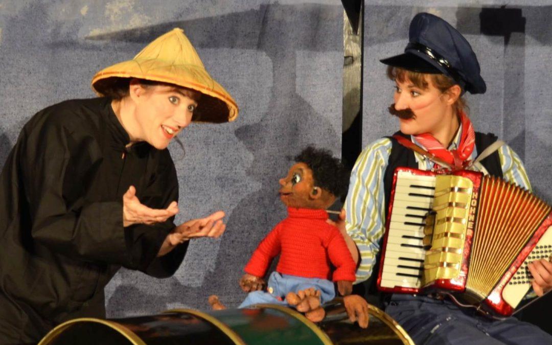 Rückschau Kindertheater